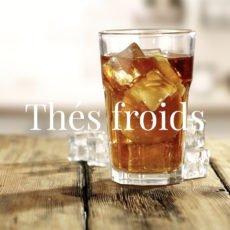 Thés froids