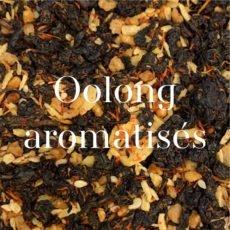 Oolong aromatisés