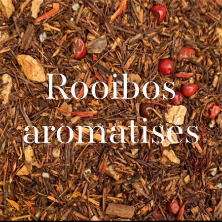 Rooibos aromatisés